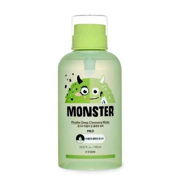 Monster Deep Cleansing Water 700ml