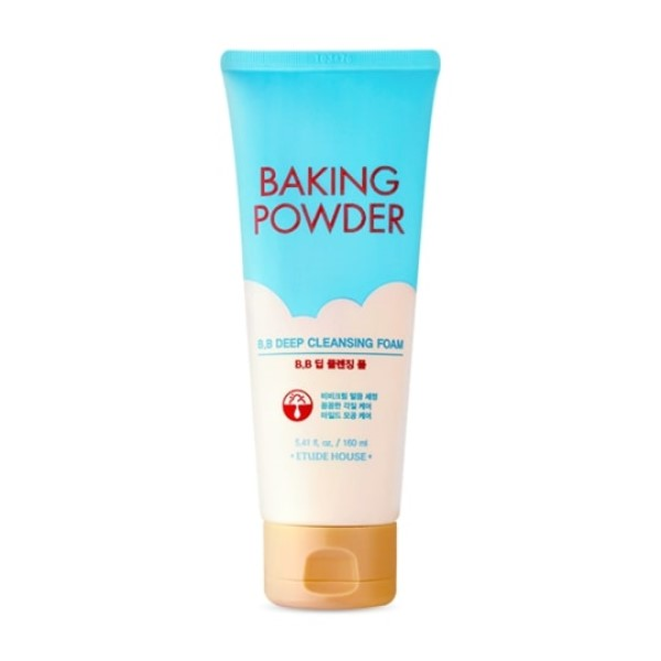 Baking Powder Deep Cleansing Foam
