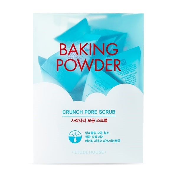 Baking Powder Pore Scrub (Pack Type)