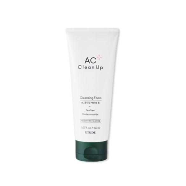 AC Clean Up Cleansing Foam