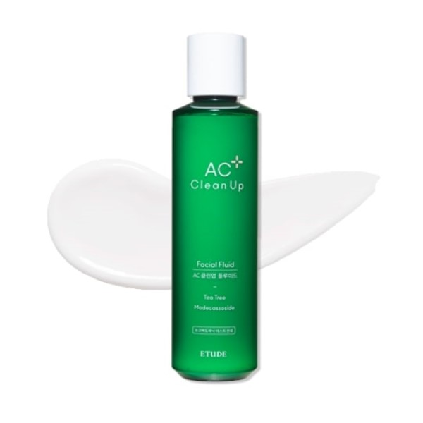 AC Clean Up Facial Fluid