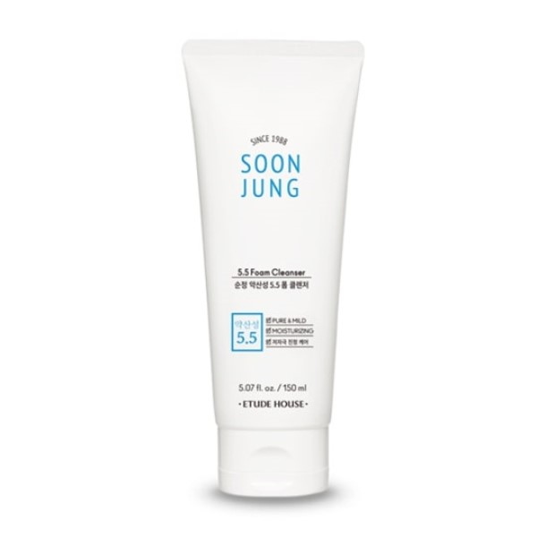 Soon Jung 5.5 Foam Cleanser