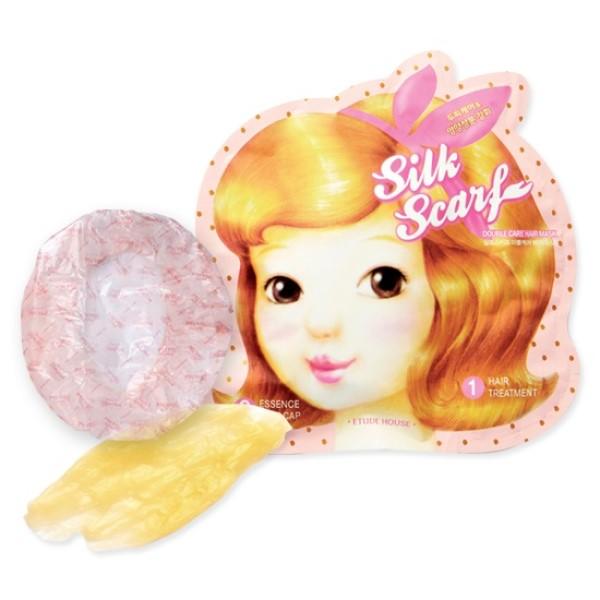 Silk Scarf Double Hair Mask