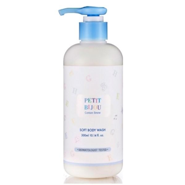Petit Bijou Cotton Snow Body Wash