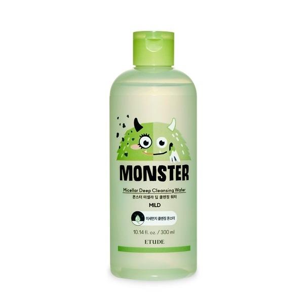 Monster Deep Cleansing Water 300ml