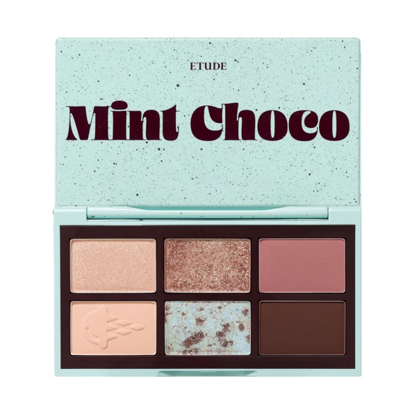 Play Color Eyes #Mint Choco