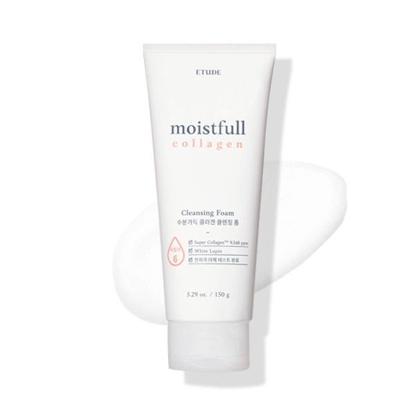 Moistfull Collagen Cleansing Foam